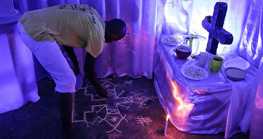 Marabout Essogbe : le plus grand maitre spirituel du monde